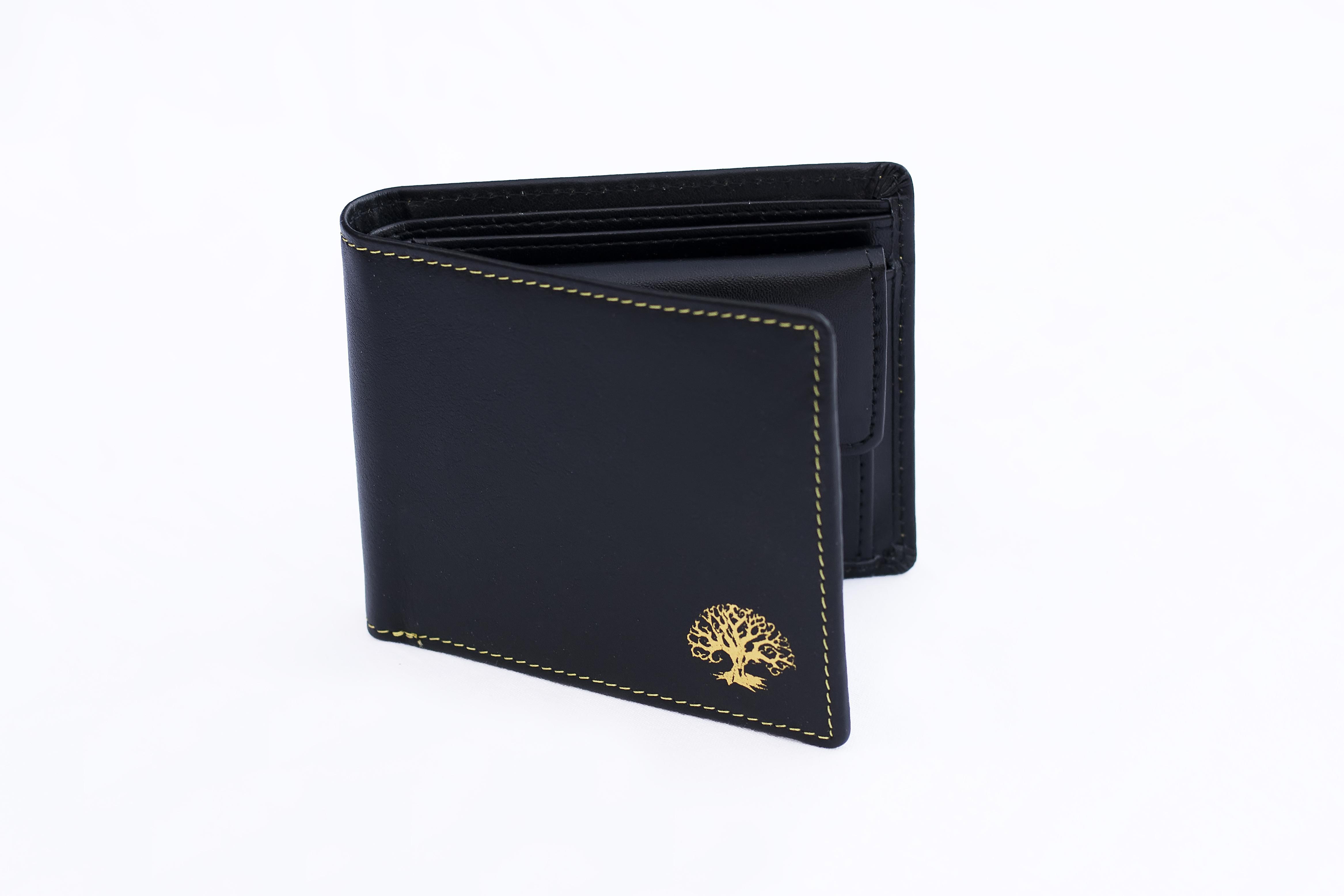 2b3c50b552 peňaženka BLACK   GOLD s ochranou osobných údajov - Zhodnocuj.sk