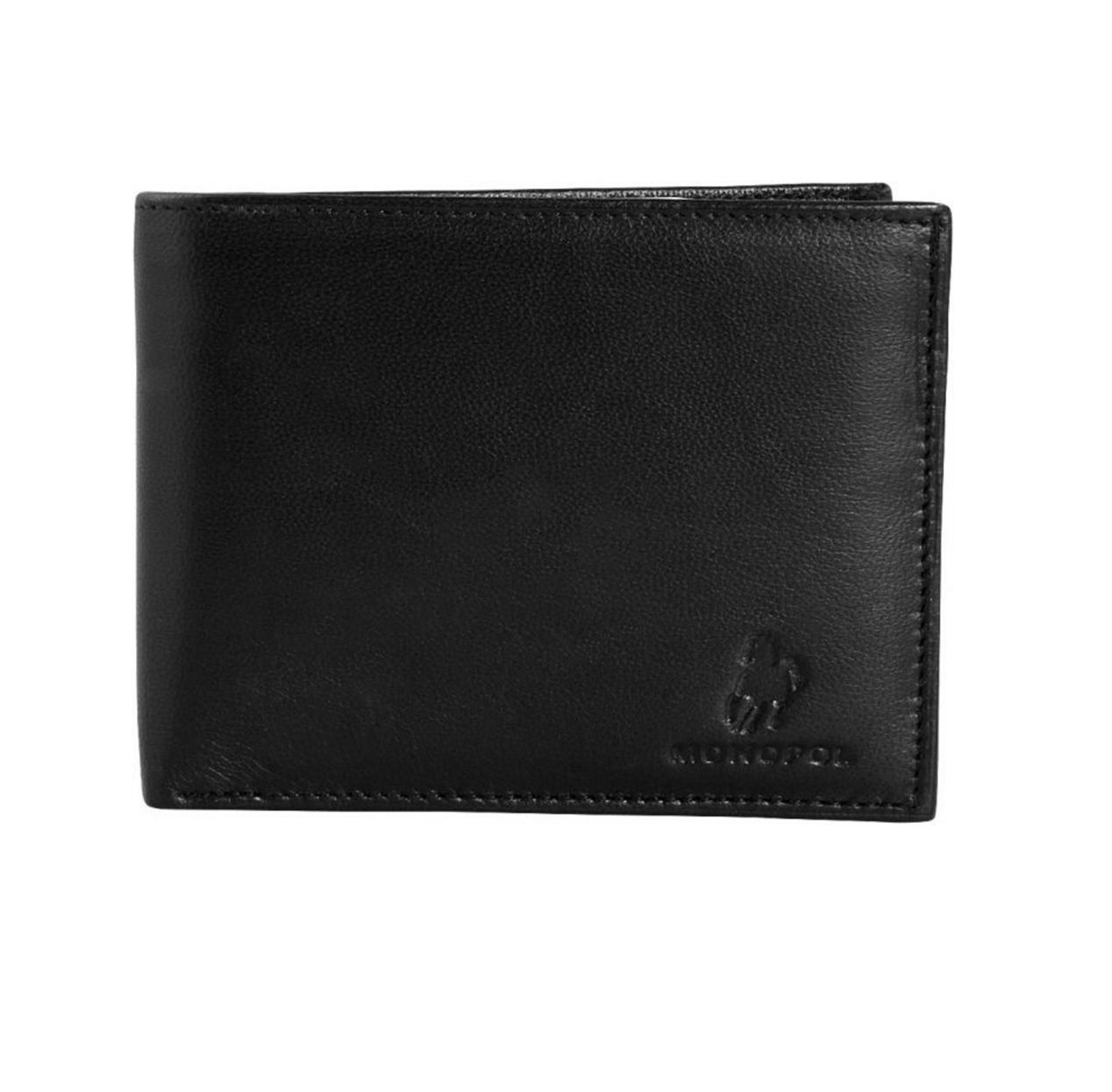 925ad5e2f2 Pánska peňaženka MONOPOL z pravej kože - Zhodnocuj.sk
