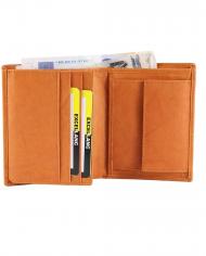 pánska peňaženka kožená hnedá