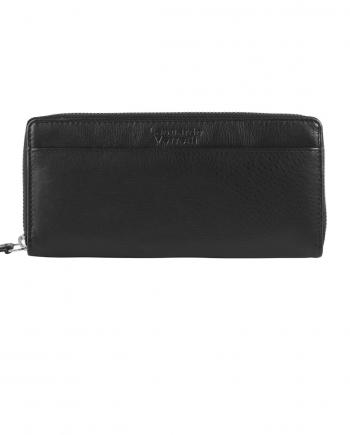 d06a528269 Leonardo Verrelli – peňaženka s RFID ochranou – čierna